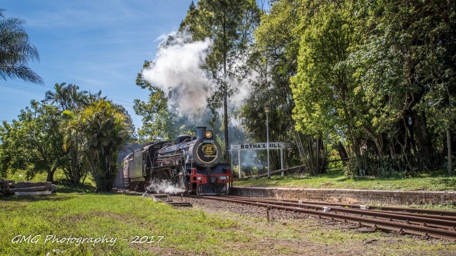 christmas steam train 2019