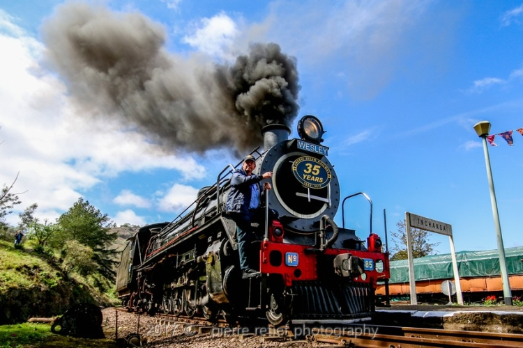 Home Page - Umgeni Steam Railway (Official Website)